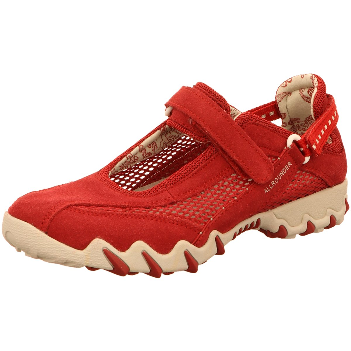 Details zu Mephisto Damen Slipper Niro Red (rot) Slipper Damenschuhe Modische Pumps