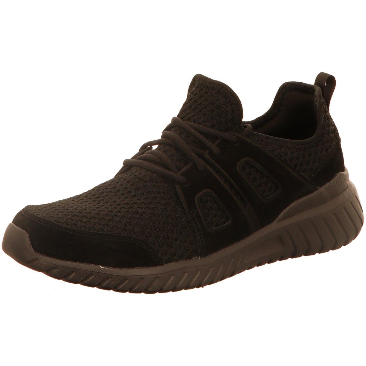 NEU Skechers Herren Sneaker 52822 BBK schwarz 456025