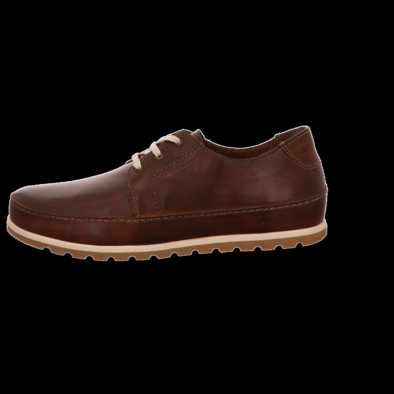 camel active Herren Point 17 Derbys: : Schuhe