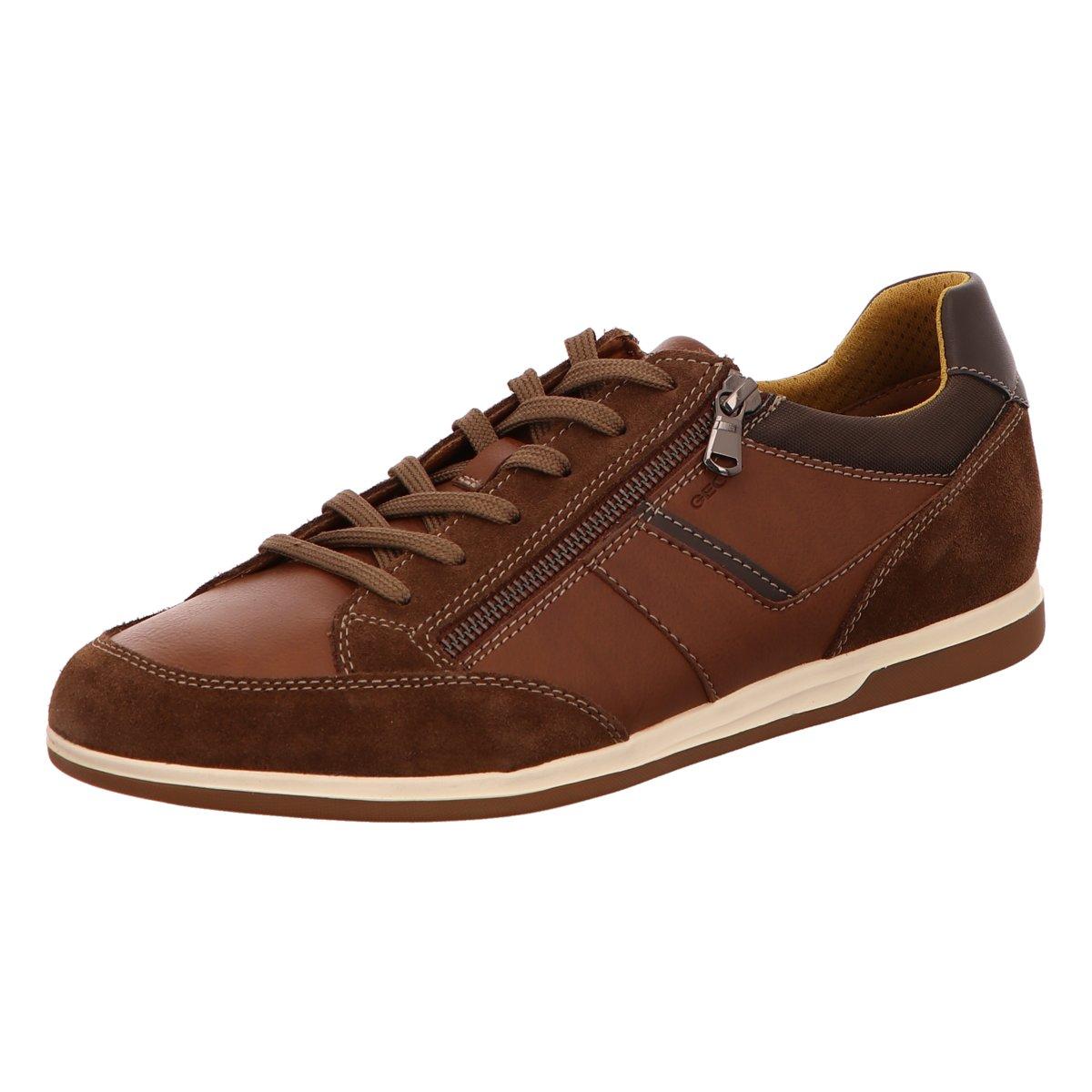 NEU Geox Herren Sneaker U824GC-OME22-C6N6G braun 436309