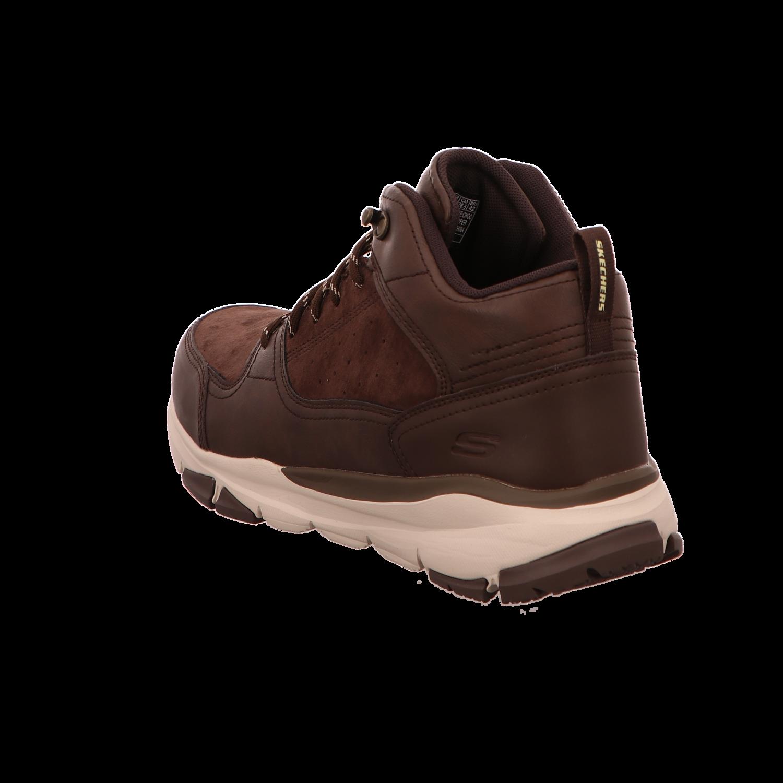 Herren Sneaker 65731 Skechers Vandor Braun choc Soven 552478 myvnN0wOP8