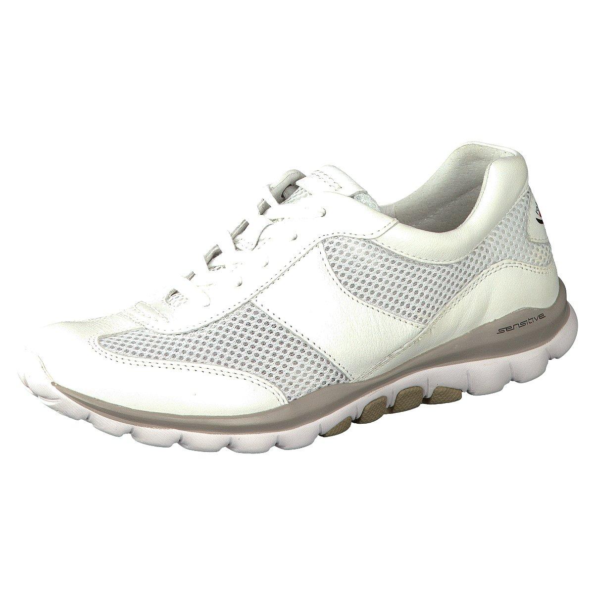 Das Bild wird geladen NEU-Gabor-Damen-Schnuerschuhe-Rolling-Soft-Sneaker-46-