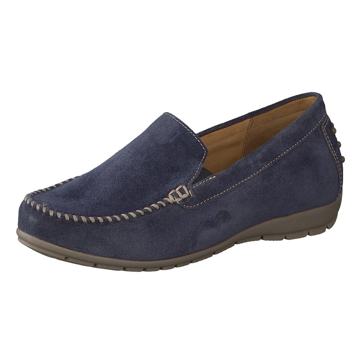 NEU Gabor comfort Damen Slipper Davos 62.660.46 blau 213749