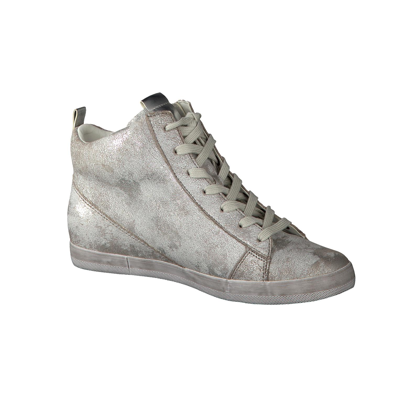 NEU NEU NEU Gabor Damen Sneaker Rhodos -G- 66.425.13 silber 231276 821a4d