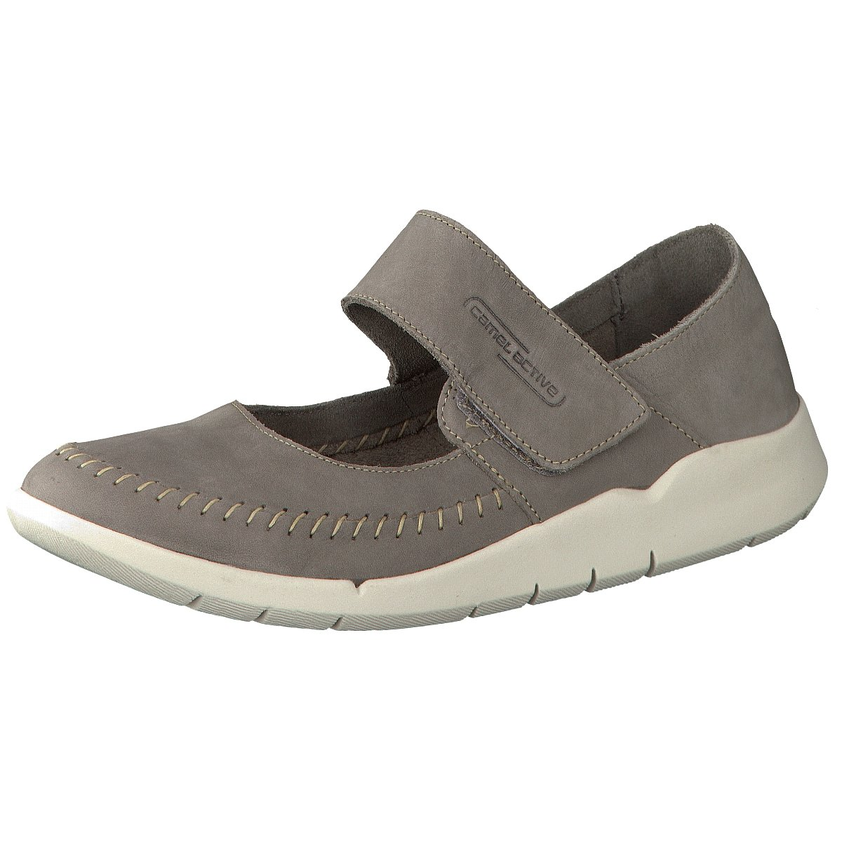 NEU camel active Damen Slipper Cloud 71 864.71.03 grau 272748