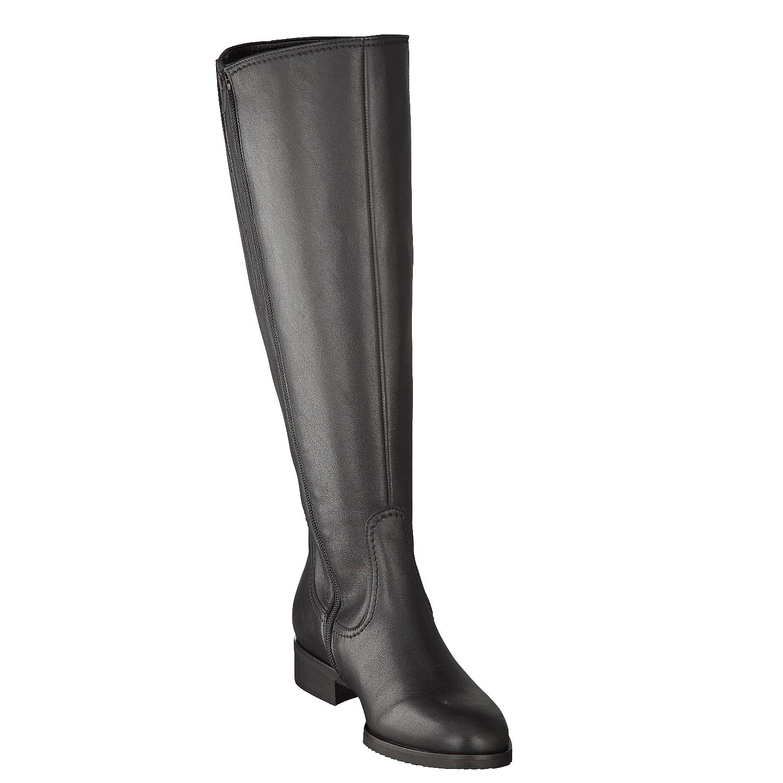 Details zu Gabor Damen Stiefel Schaftweite XL 72.758.57 schwarz 355500