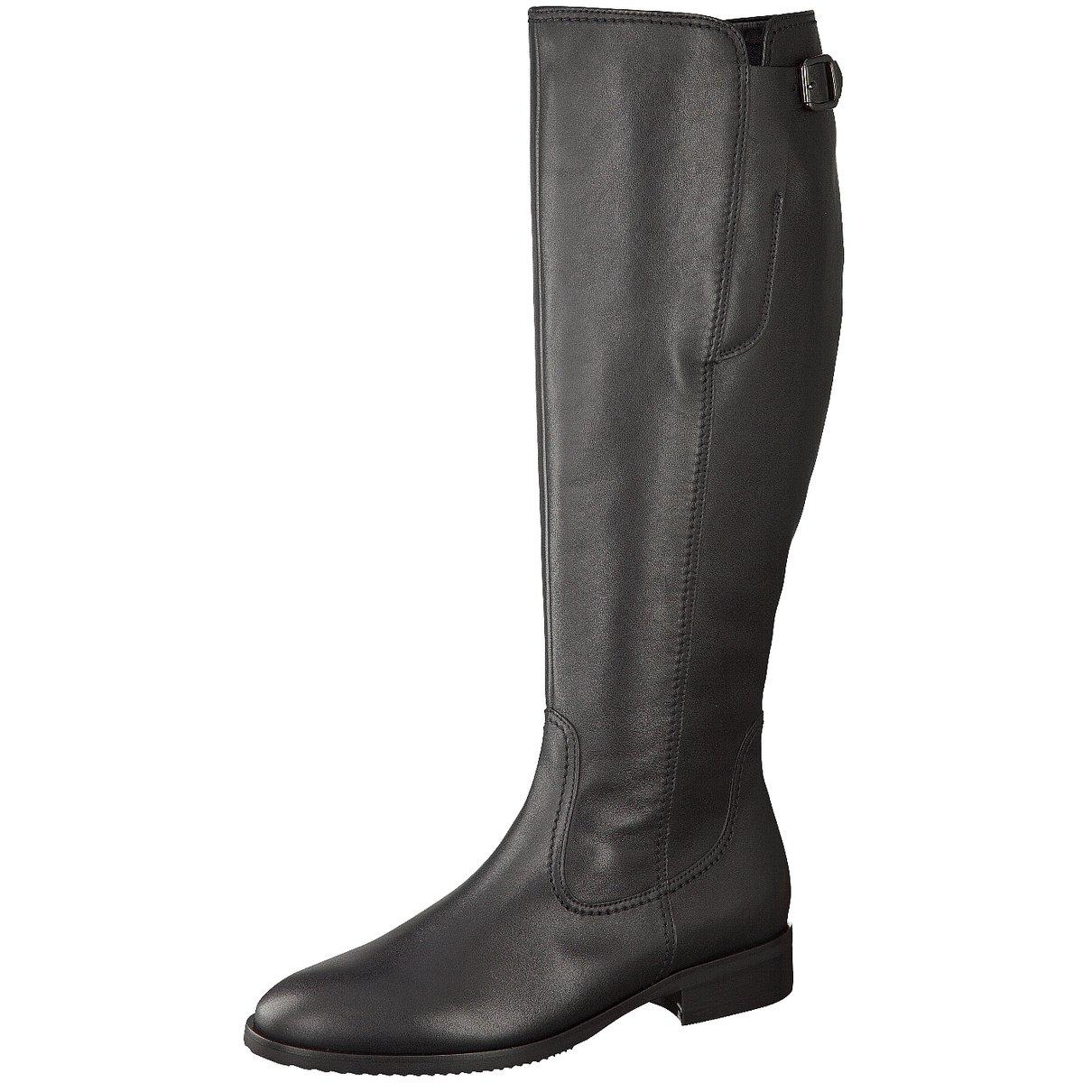 NEU Gabor Damen Stiefel Schaftweite XL 72.758.57 schwarz 355500   eBay 5a8ee2a18f