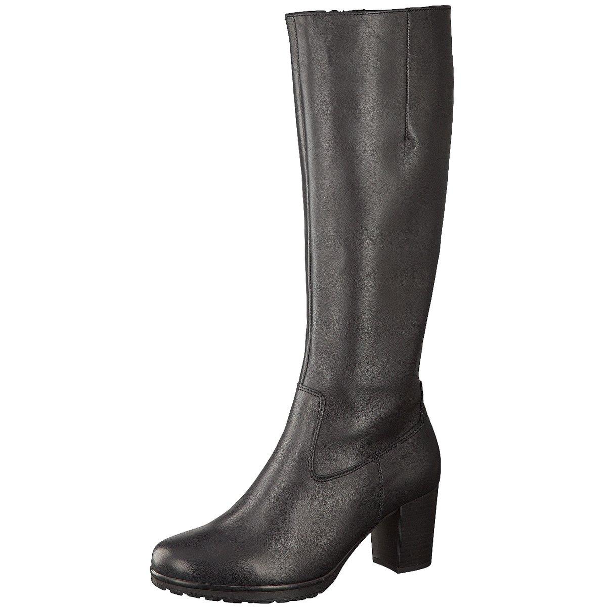 NEU Gabor Damen Stiefel Schaftweite S 75.548.27 schwarz 334593