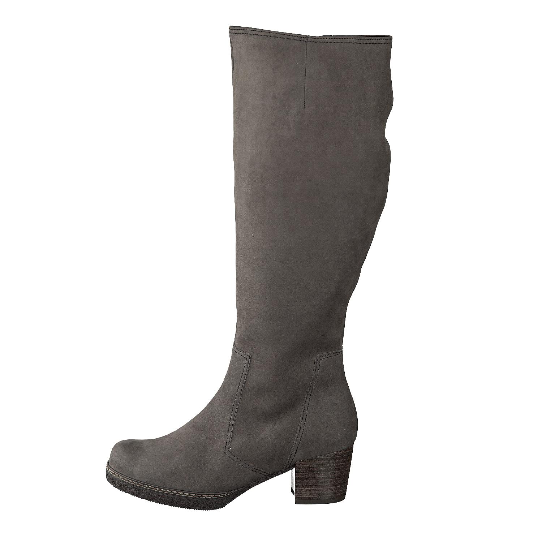 Gabor comfort Damen Stiefel Schaftweite XL 76.668.31 grau 330081 | eBay