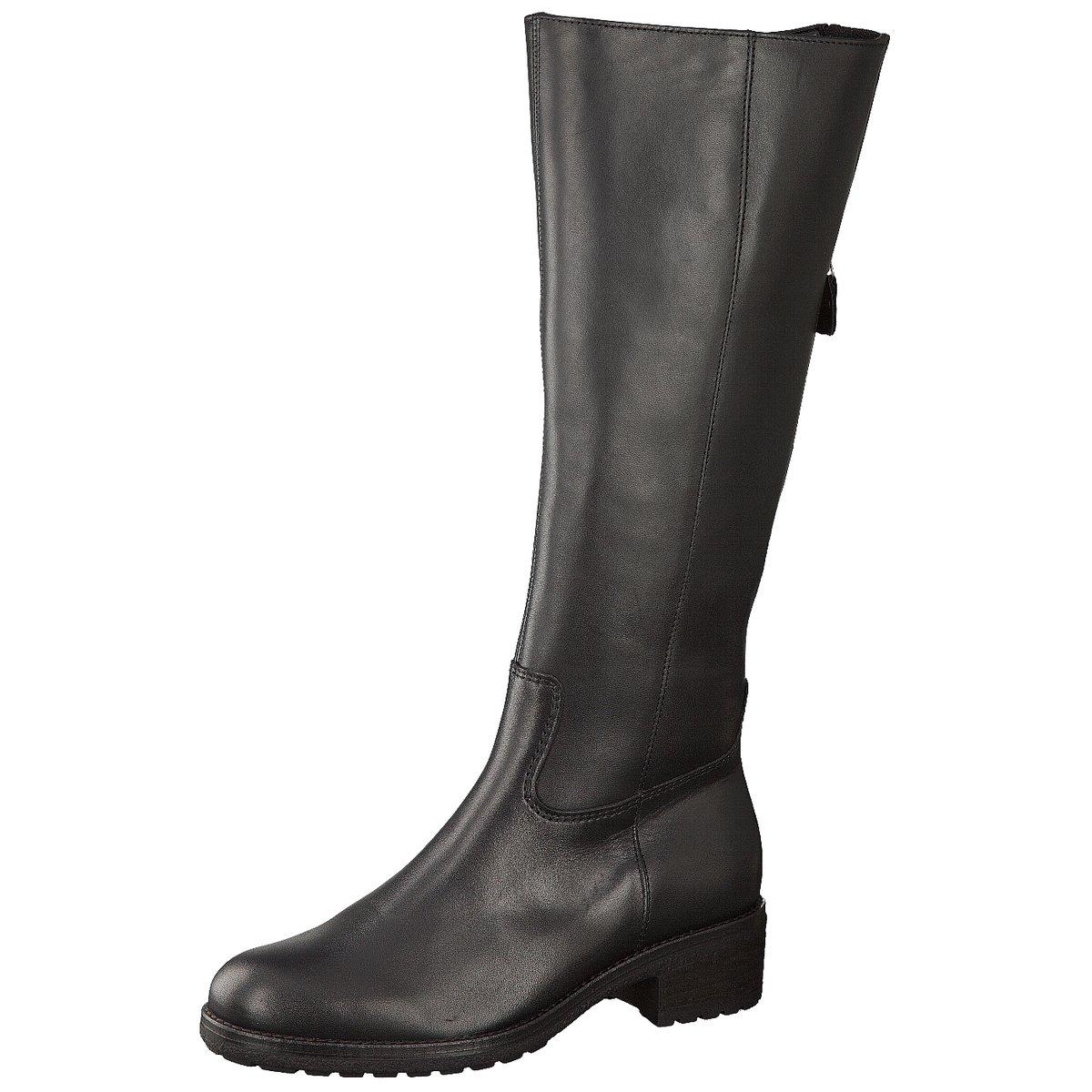 NEU Gabor Damen Stiefel Schaftweite M Vario 71.615.87 schwarz 340859