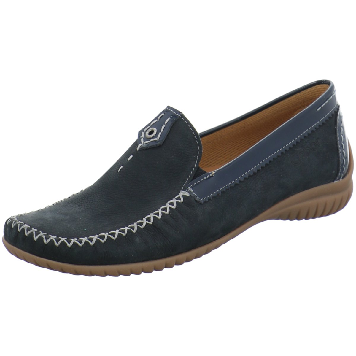 Gabor comfort Damen Komfort NV 26.090.26 blau 229375