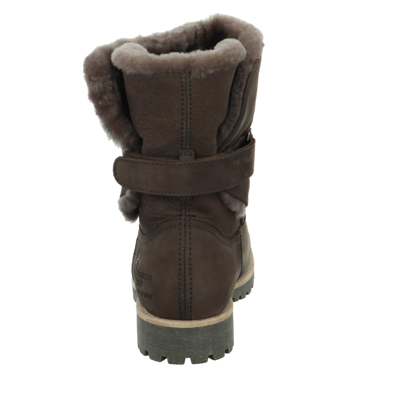 NEU Panama Jack Damen Stiefel FELIA IGLOO B7 braun 350846