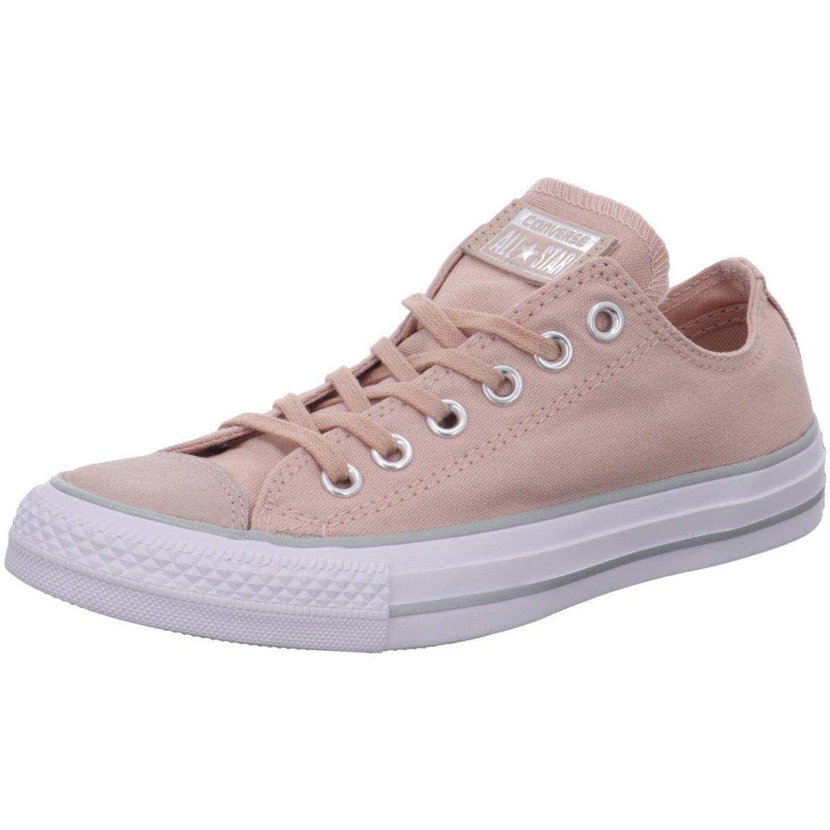 7eee9269179d5 ... taylor all star baby chucks first star pink rosa lauflernschuhe 614cf  78b30  wholesale das bild wird geladen neu converse damen sneaker canvas  unisex ...