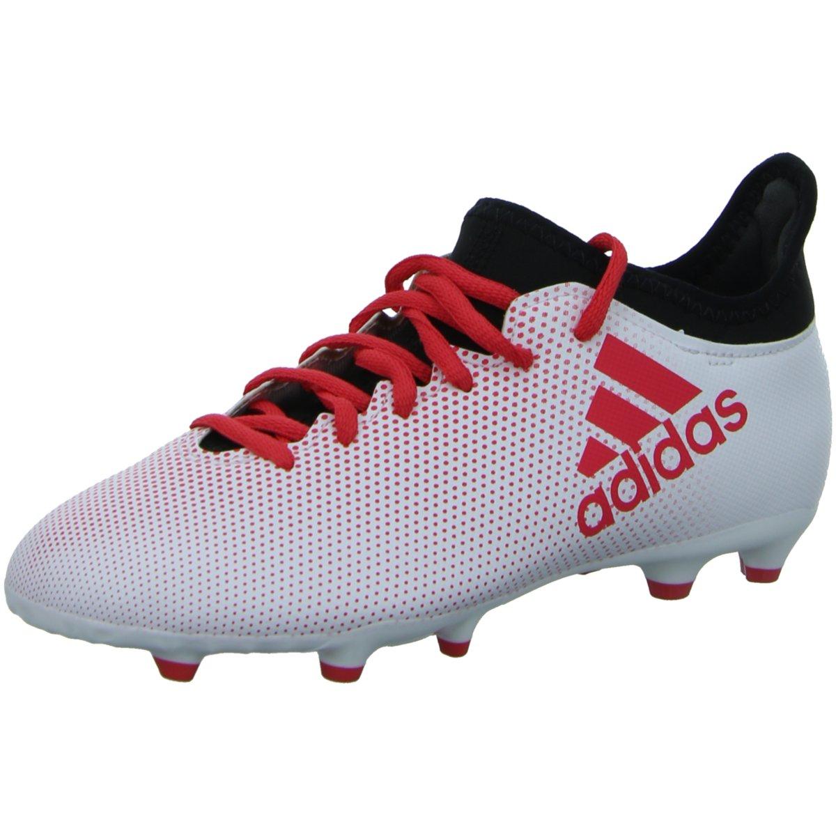 S2K S2K S2K adidas Kinder Fussballschuhe X 17.3 FG J Kids Weiss Rot CP8991 weiß 469081 67e764