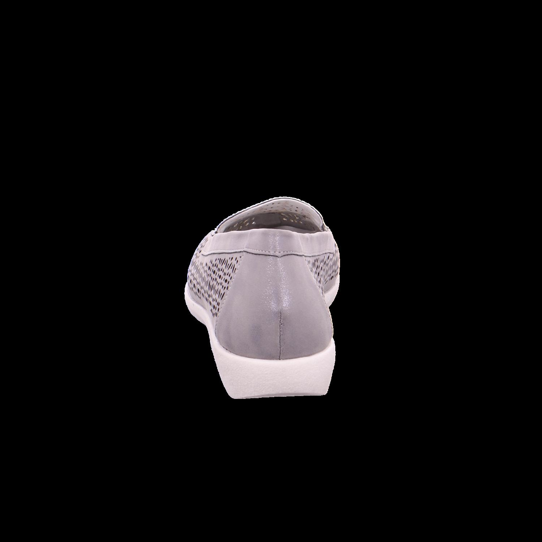 NEU Remonte Damen Slipper D1918-42 D1918-42 D1918-42 grau 294229 36e6d6