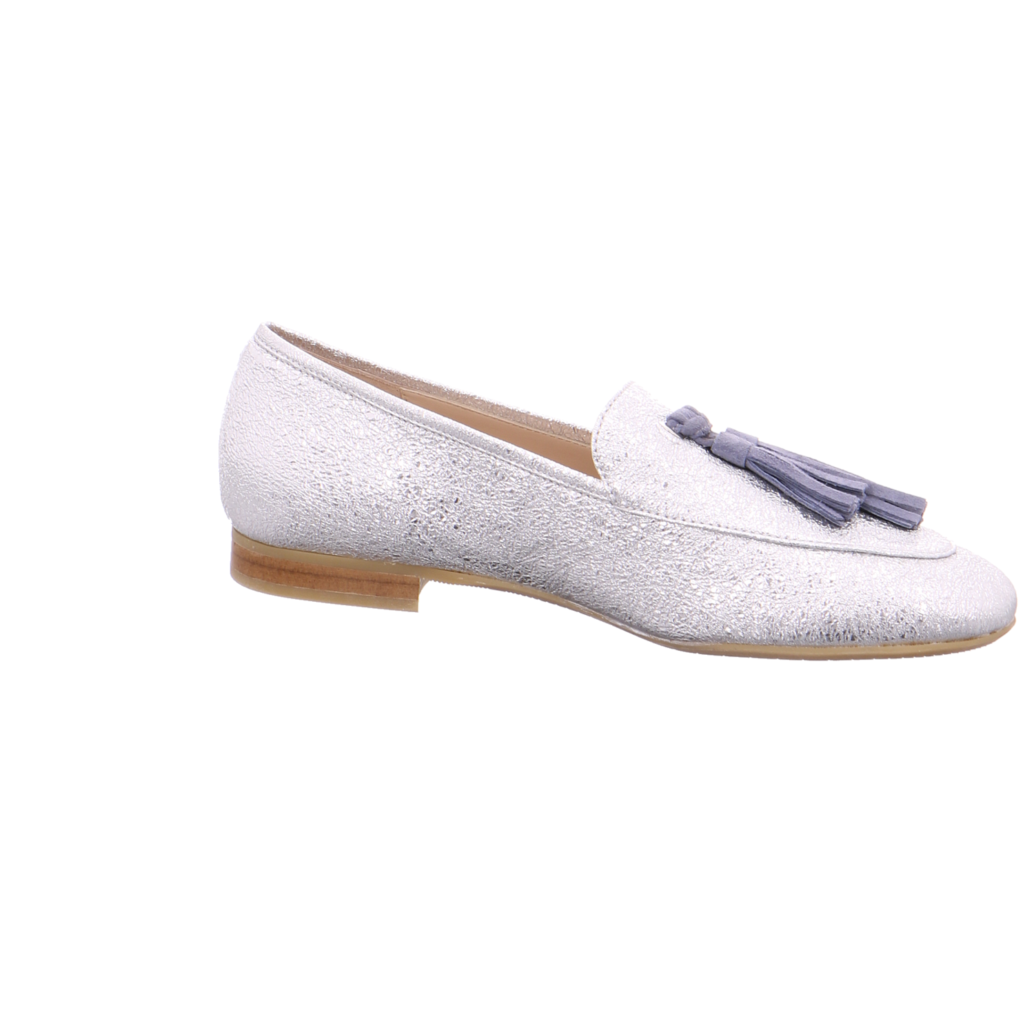 NEU NEU NEU Damenschuhe Carolina Damen Slipper 33135159 silber 293847 add8b7