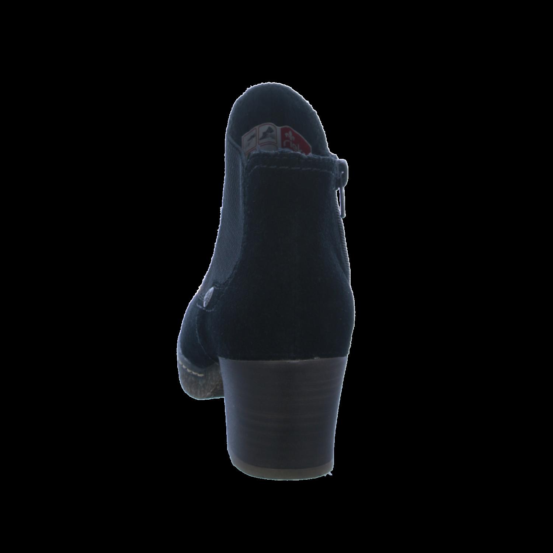 Rieker Damen Stiefeletten 59090-00 schwarz schwarz schwarz 577767 508a79
