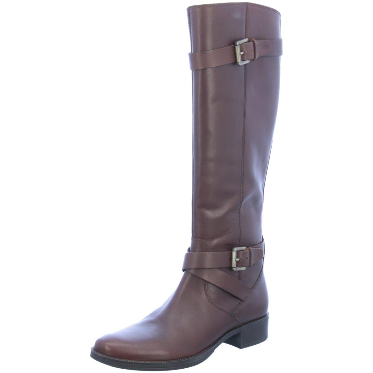 new products dd5f2 4a25b 584760 braun C0013 D6490D-00043 Stiefel Damen Geox Eine Neue ...