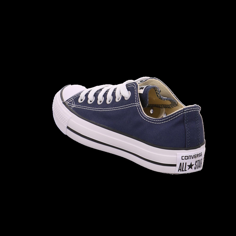 NEU Converse Damen Sneaker Leinen Schnürhalbschuh Schnürhalbschuh Leinen All Star OX M9697C blau 4f6a1e