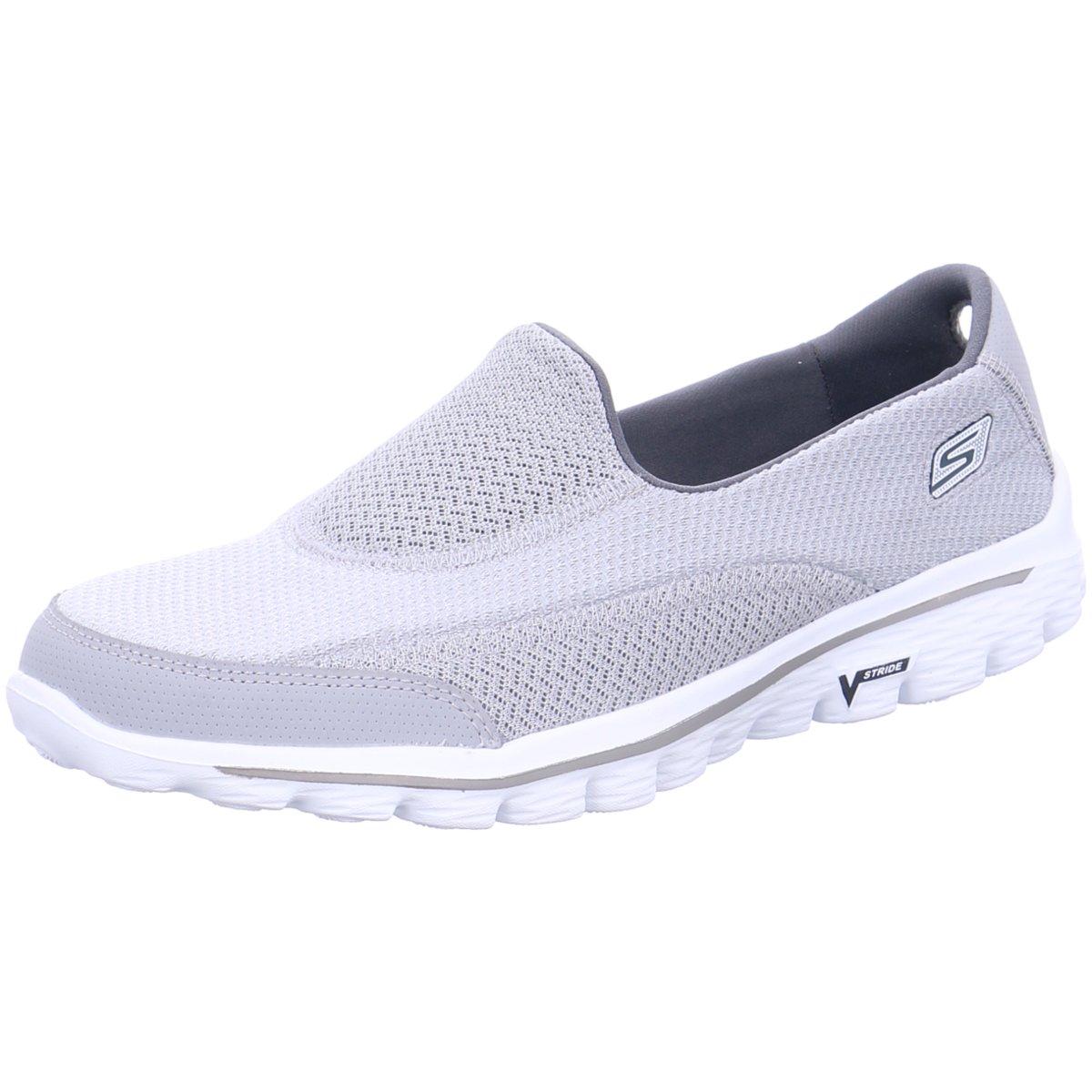skechers damen slipper slipper halbschuh go walk 2 13590. Black Bedroom Furniture Sets. Home Design Ideas