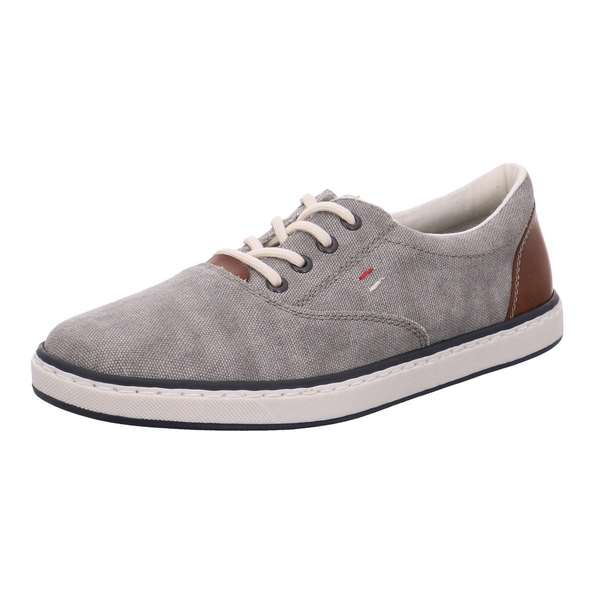 NEU Rieker Herren Sneaker 19650-40 grau 262140