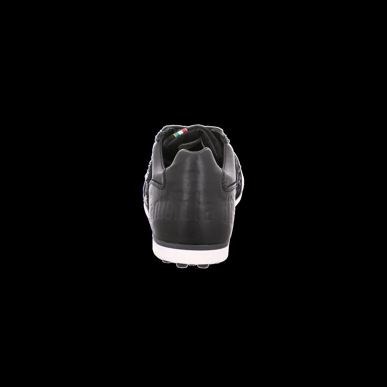 NEU Pantofola d` Oro Herren Sneaker Imula Soccer 10171035.25y schwarz 259248