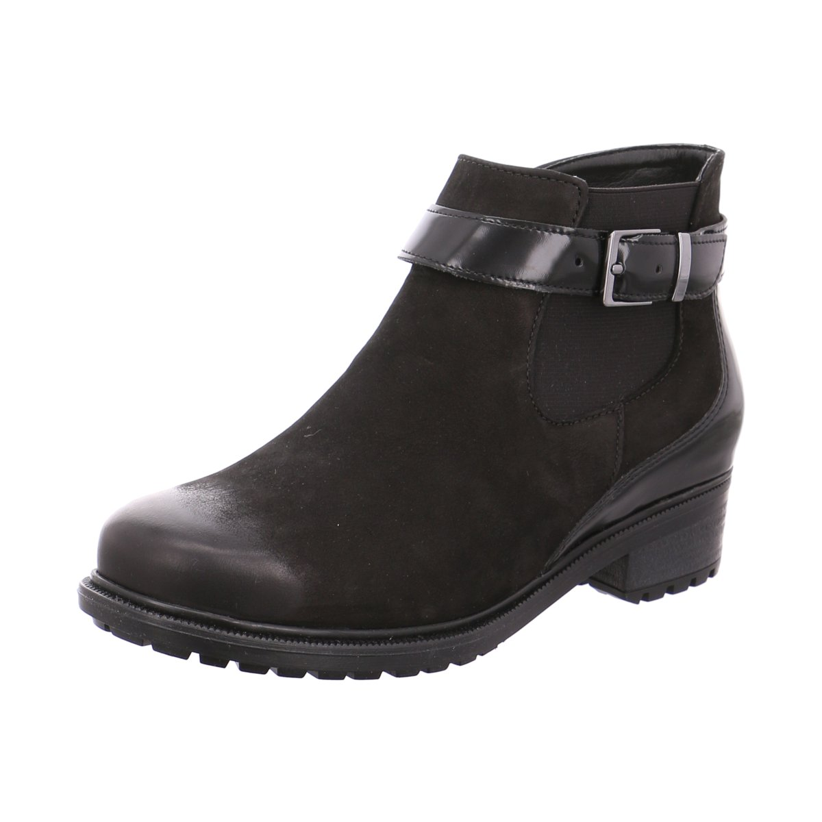 Ara Damen Stiefeletten NV 12-48816-81 schwarz 370011