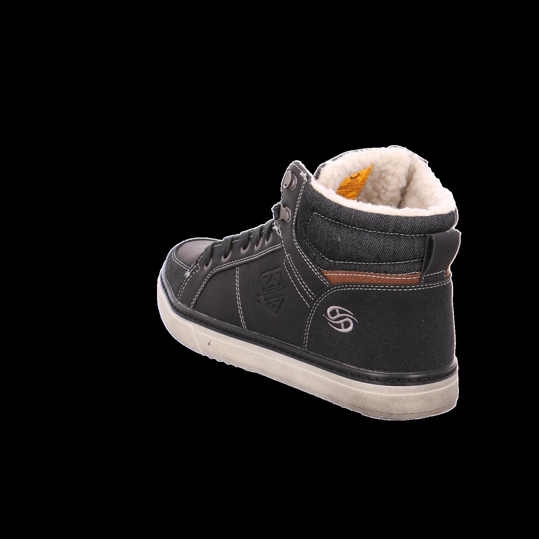 Dockers by Gerli Herren 41MC103 610 Hohe Sneaker Braun