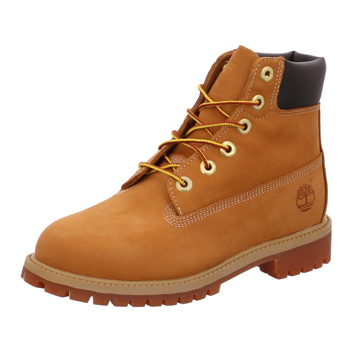 NEU Timberland Kinder Schnuerstiefel 6 Inch Premium Junior Schuhe Kinder