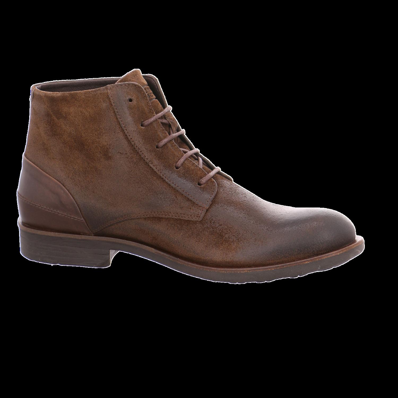 Camel active Herren Schuhe Boots Stiefel braun Check 499.12 02