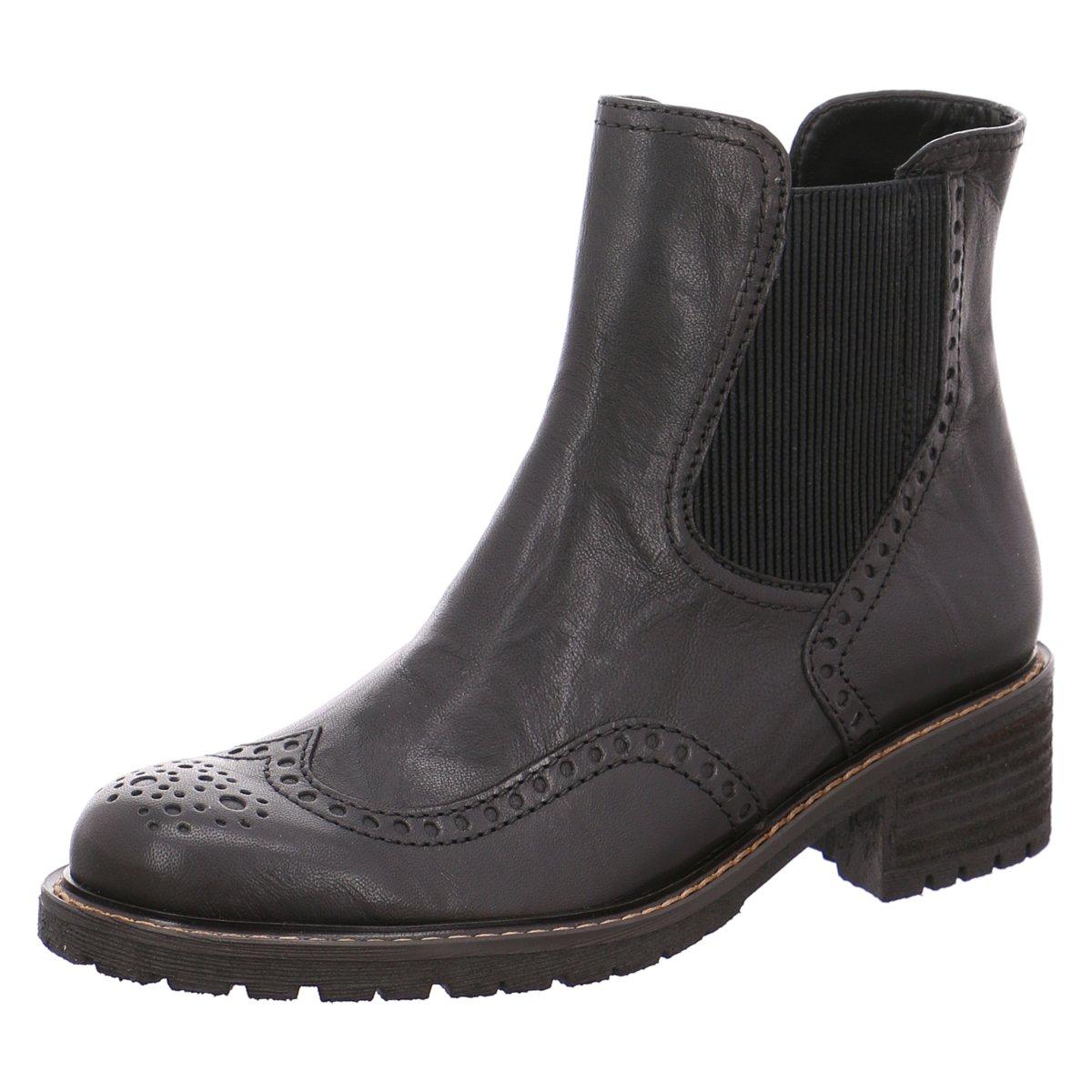 Gabor Damen Stiefeletten Kreta -G- 76.091.17 schwarz 334227