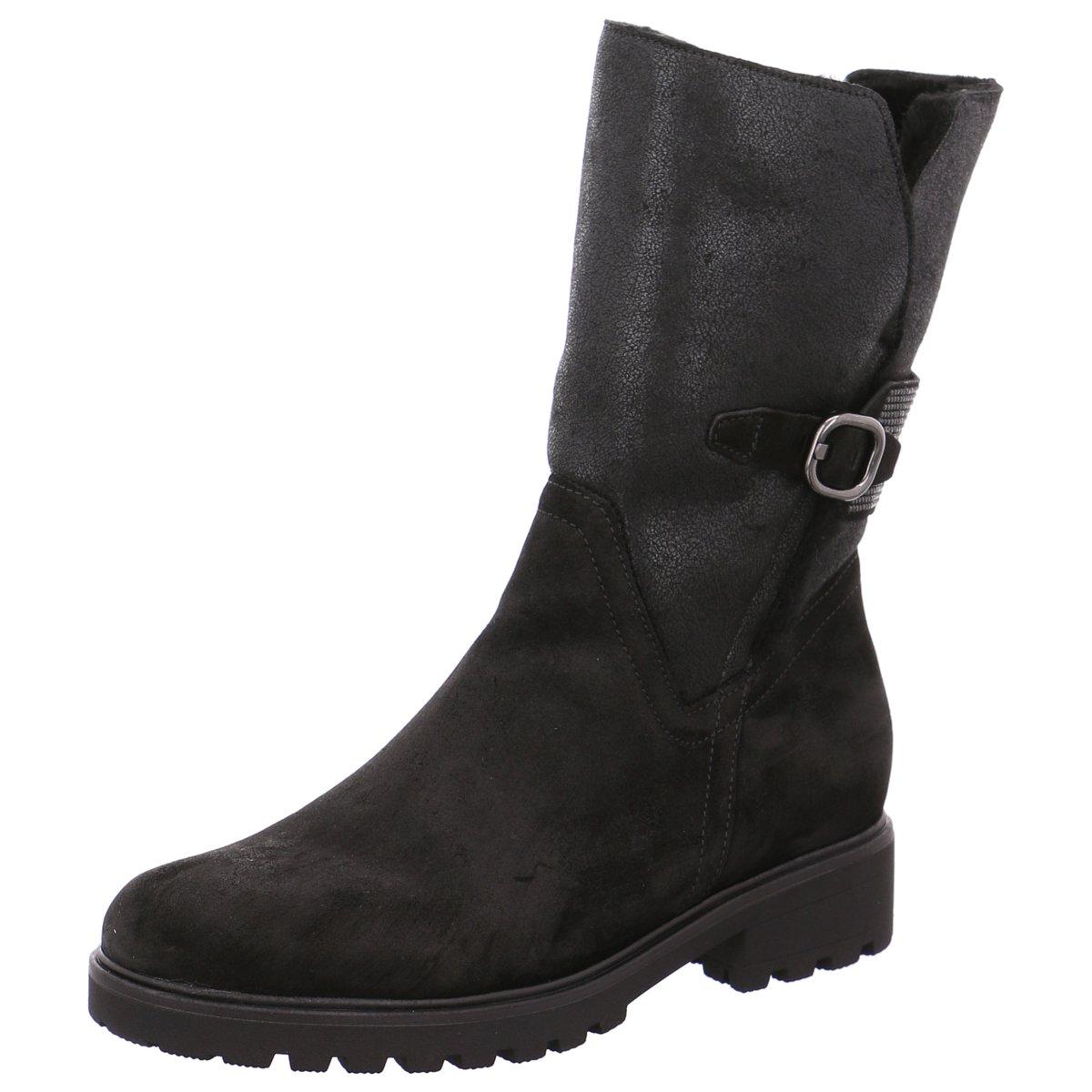 Gabor comfort Damen Stiefeletten Rhodos 72.783.87 schwarz 358848    | Elegante und robuste Verpackung