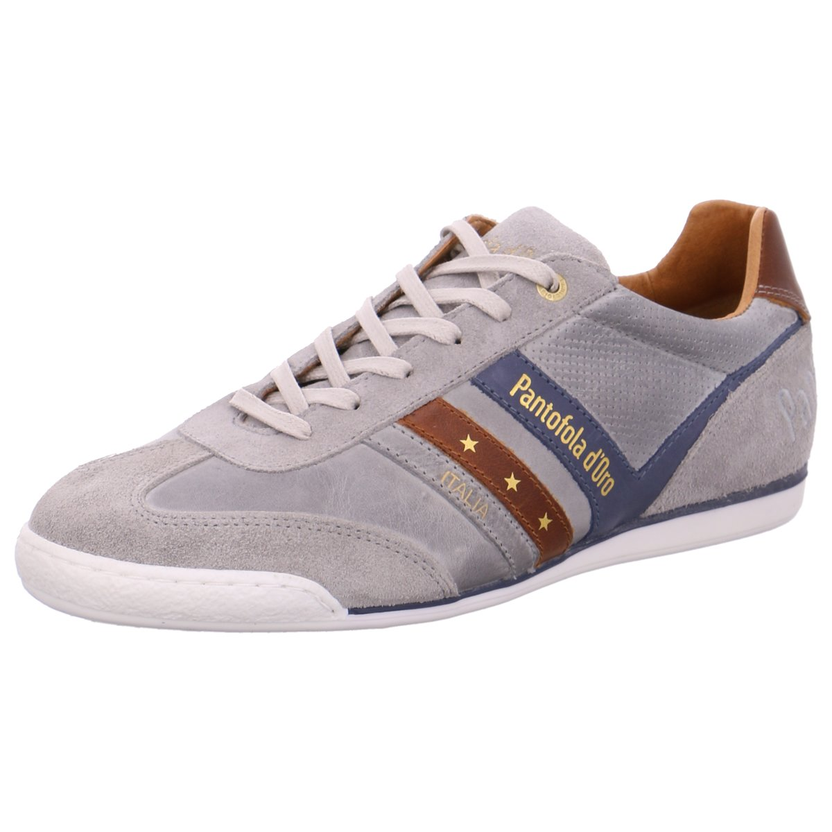 NEU Pantofola d` Oro Herren Sneaker 10181 1026 grau 410215