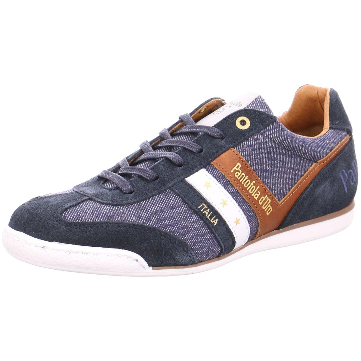 NEU Pantofola d` Oro Herren Sneaker 10181 1027 blau 410961