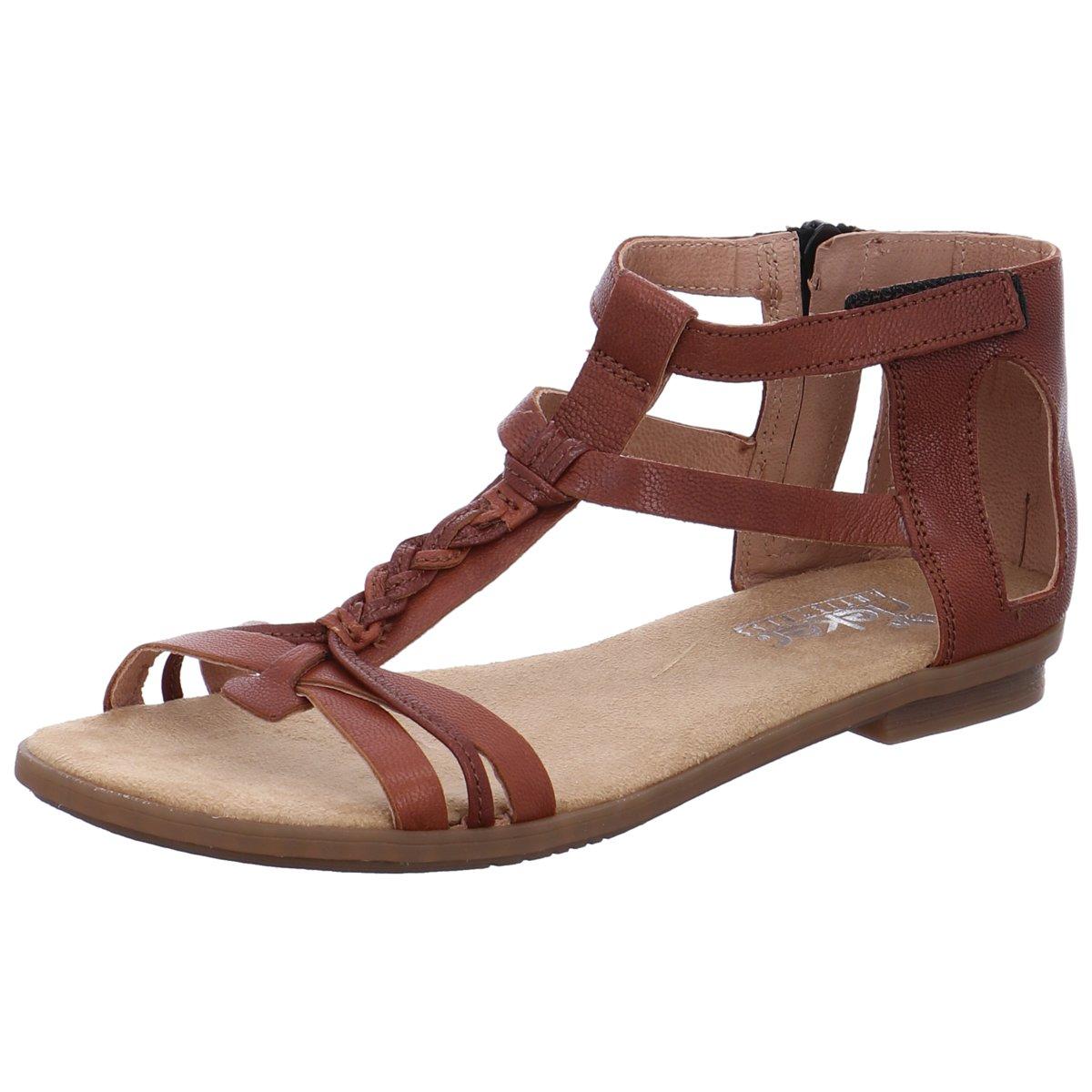 Rieker Damen Sandaletten 64225 24 braun 627509 | eBay n3LLN