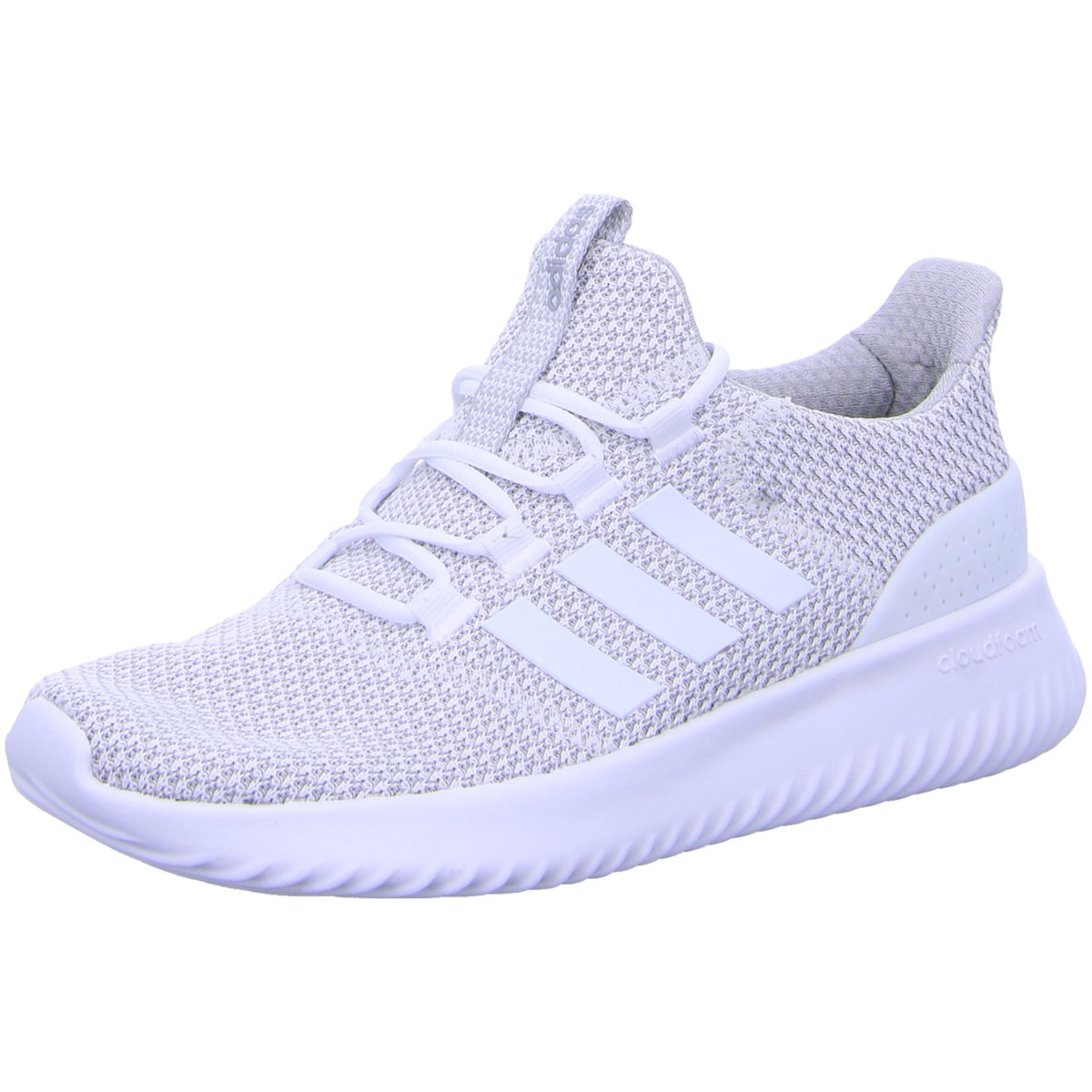NEU adidas Herren Sneaker Cloudfoam Ultimate BC0121 weiß 334409
