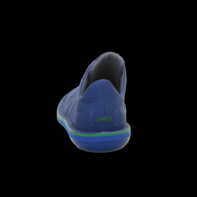 NEU Camper Herren Slipper 18751-053 blau 465551