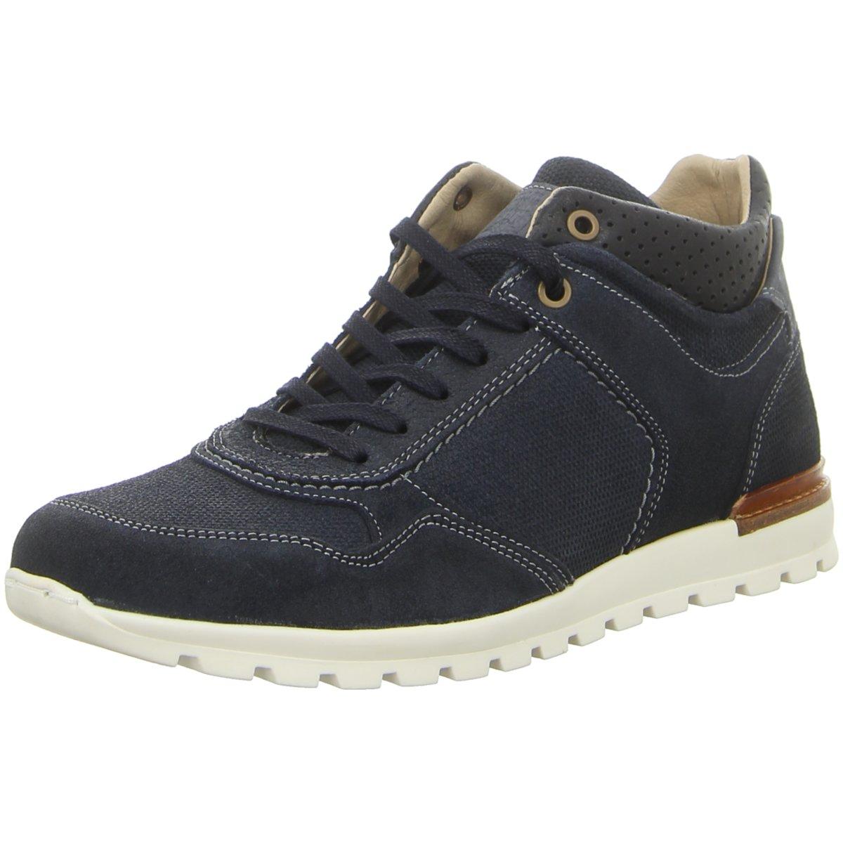 NEU Bullboxer Herren Sneaker 300K56306ACABL blau 465531