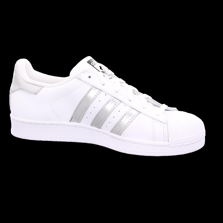 2befb5a17daa4 S2K adidas Originals Damen Sneaker Superstar Damen Sneaker weiß ...