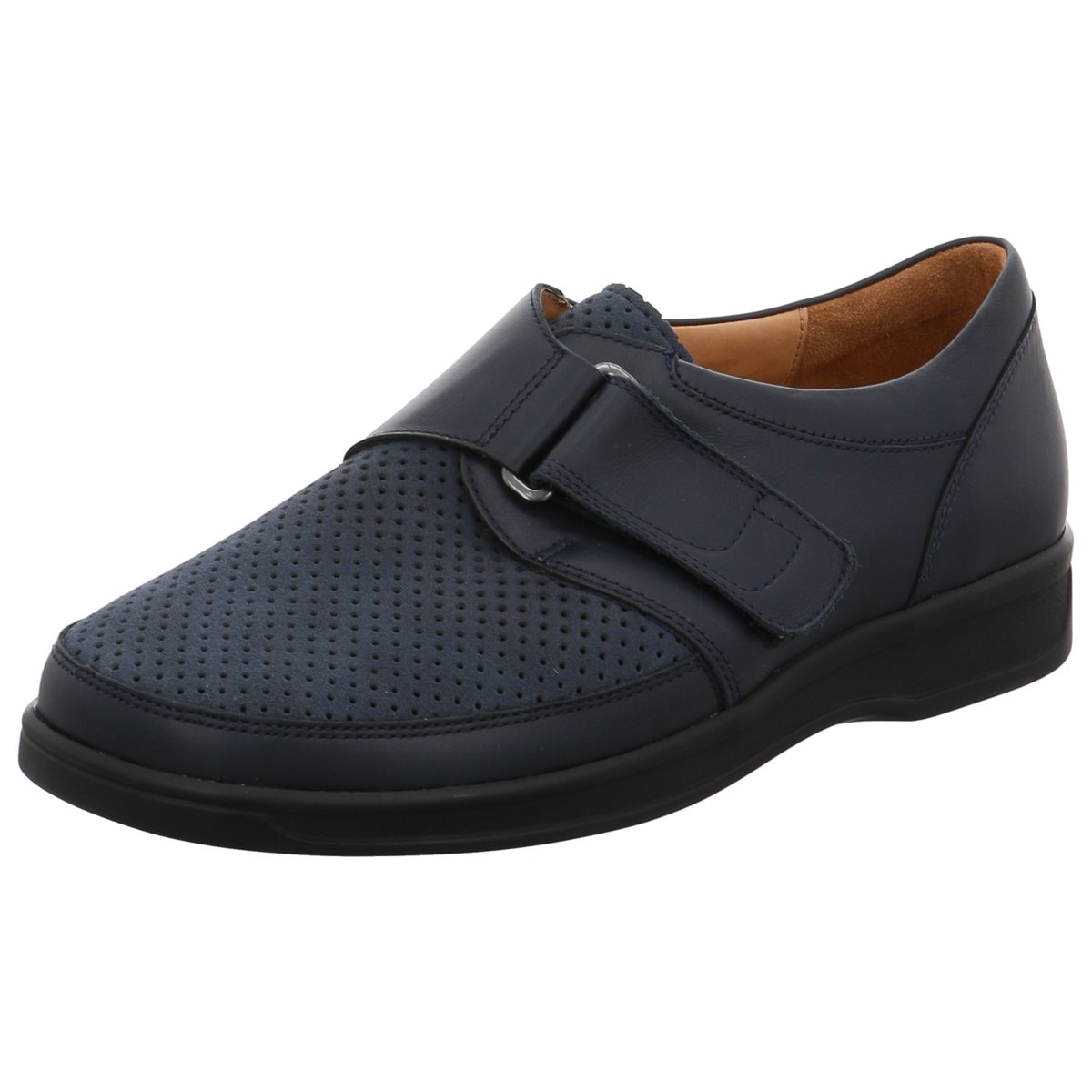 Ganter Damen Slipper 32057323000 blau 251054   | Lebensecht
