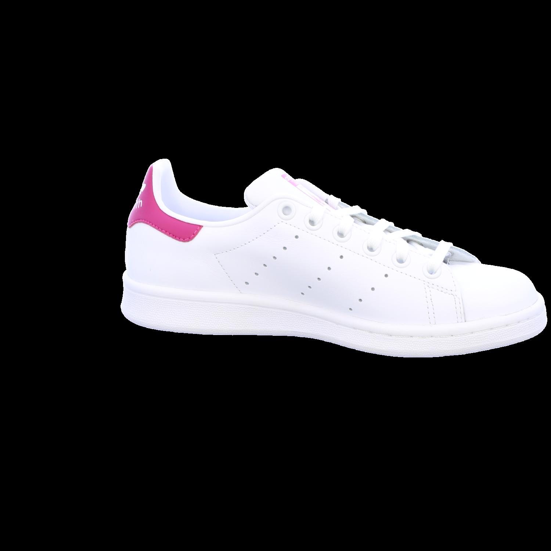 677ce79c6dde S2K NEU adidas Damen Sneaker Stan Smith Kinder Sneaker weiß pink ...