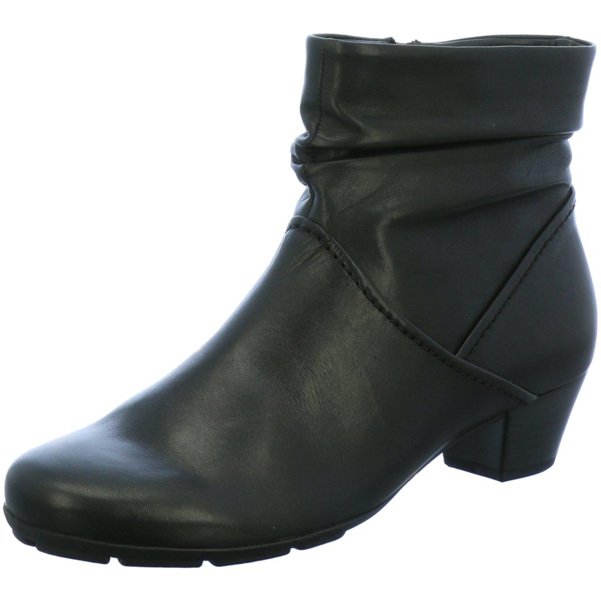 NEU Gabor Damen Stiefeletten 55.637.87 schwarz 71117