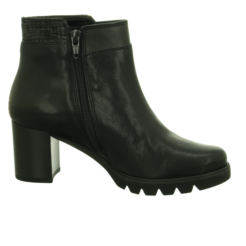 NEU-Gabor-Damen-Stiefeletten-NV-55-783-57-schwarz-179817