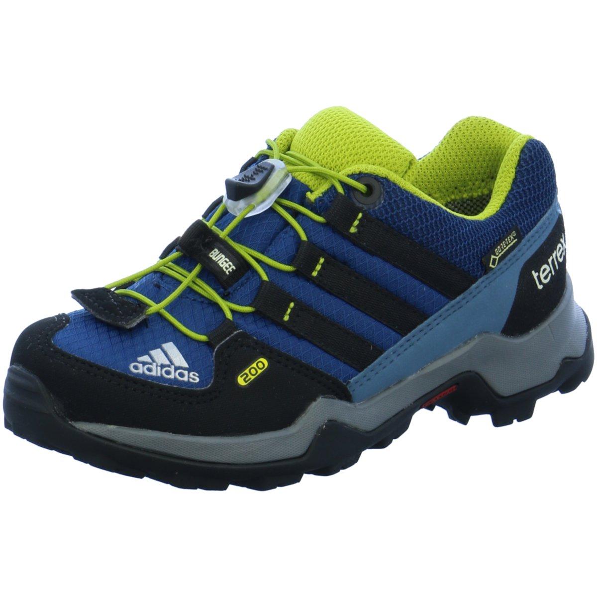 adidas Kinder Bergschuhe AQ4139 Terrex GTX blau 182315
