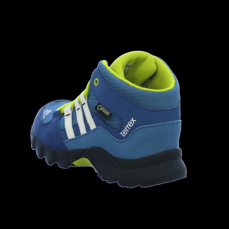Details zu adidas Kinder Sportschuhe BB1404 Terrex mid blau 149360