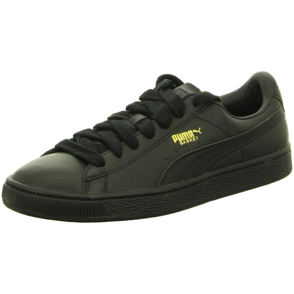 NEU Puma Herren Sneaker Basket Classic LFS Sneaker Herren Schuhe schwarz 354367