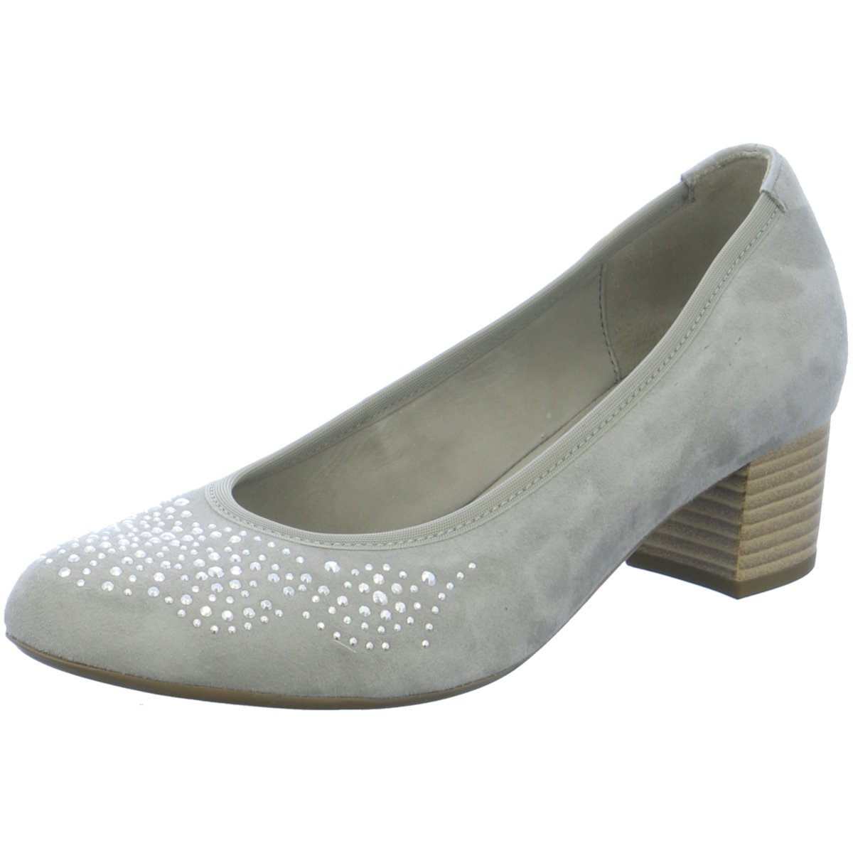 NEU Gabor Damen Pumps 65.381.19 001 grau 250350