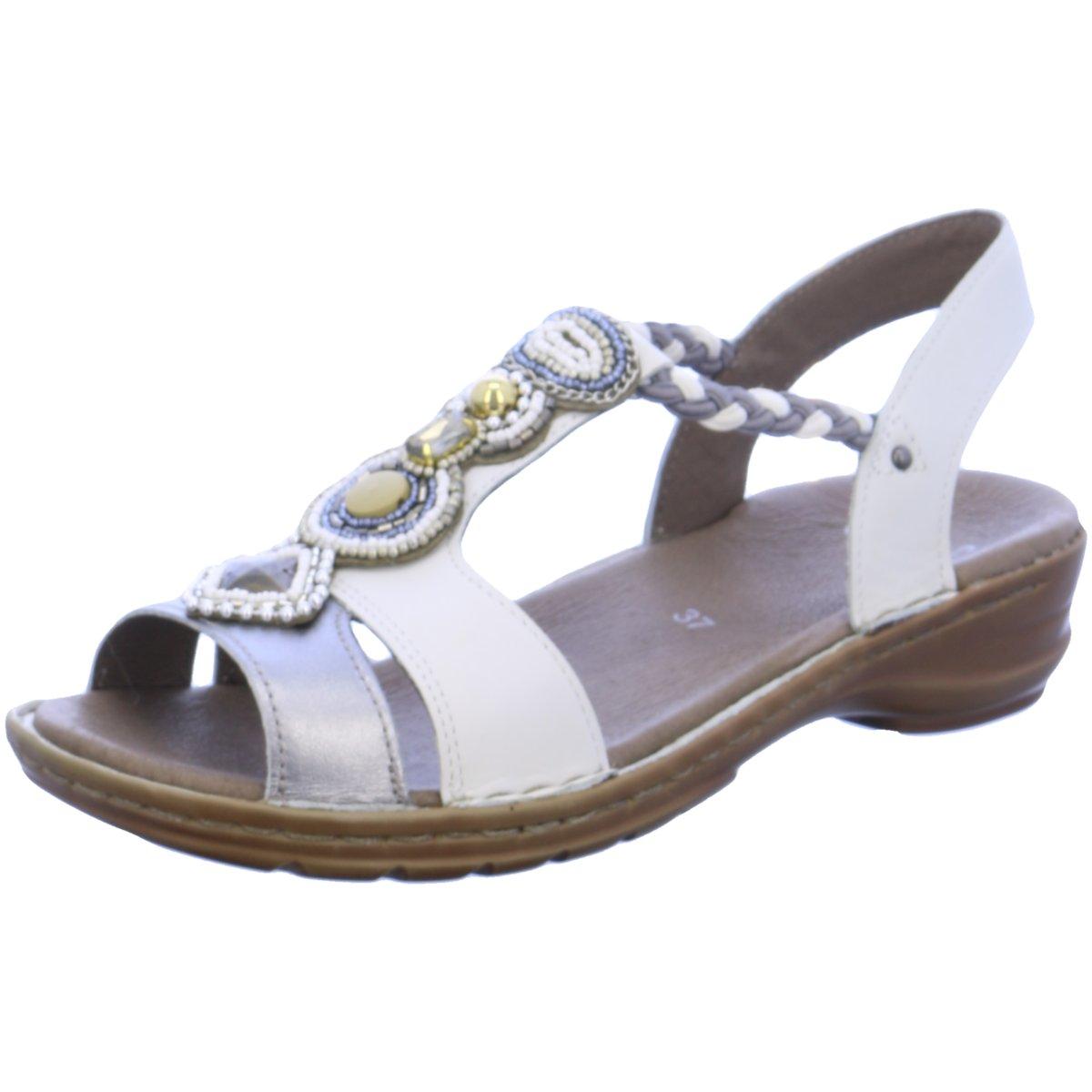 Ara Damen Sandaletten Hawaii -G- 12.37275.05 grau 258410
