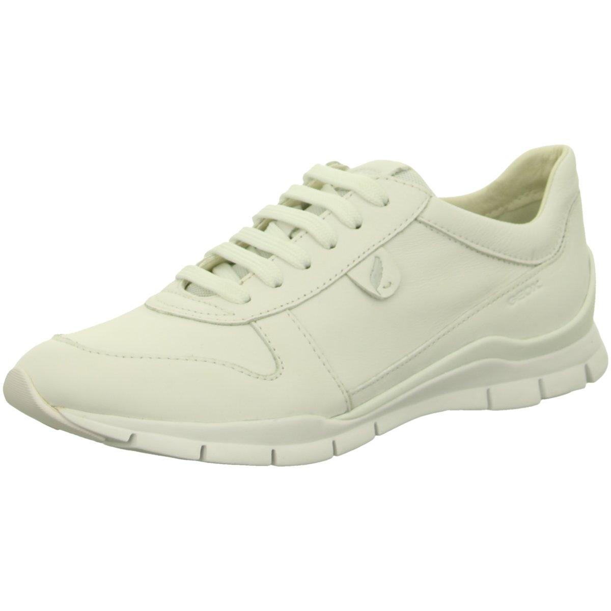 NEU Geox Damen Sneaker D SUKIE B - NBPPB D52F2B-00085/C1001 weiß 219233