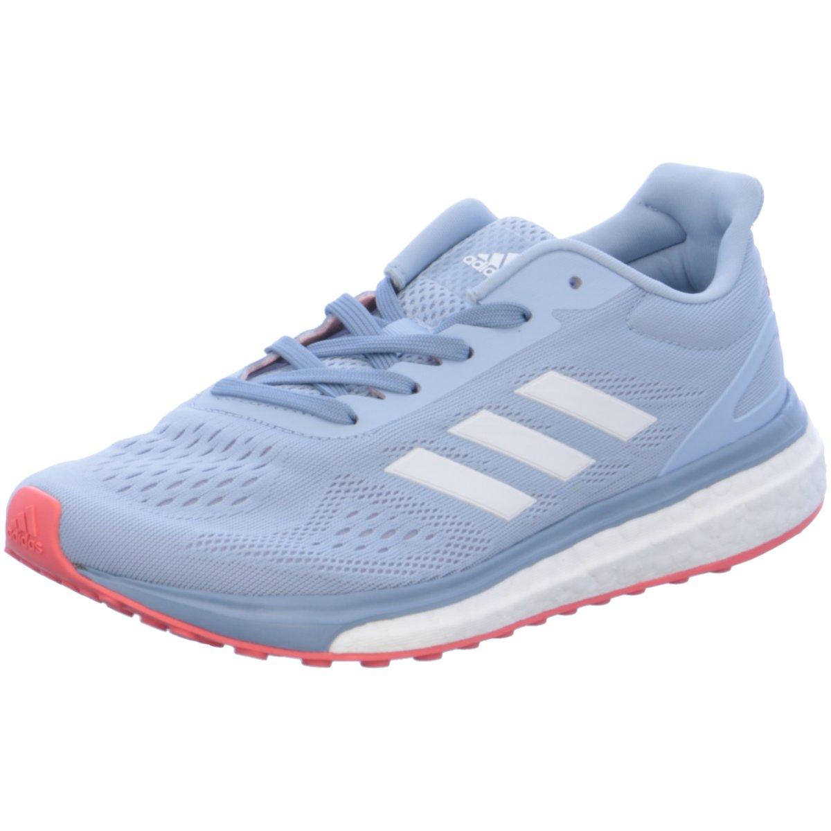 Details zu #S2K adidas Damen Sportschuhe Response lt Damen Laufschuhe Running hellblau